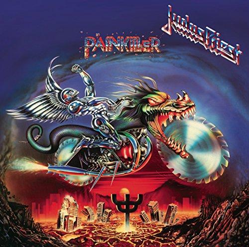 Amazon: PAINKILLER (Vinyl) Judas Priest