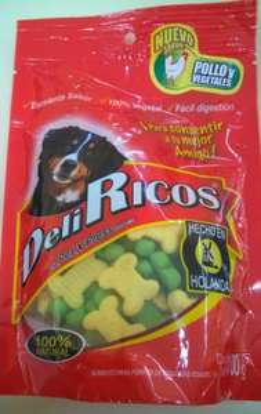 Walmart: Premios y huesos DeliRicos de 100gr. a $6.01