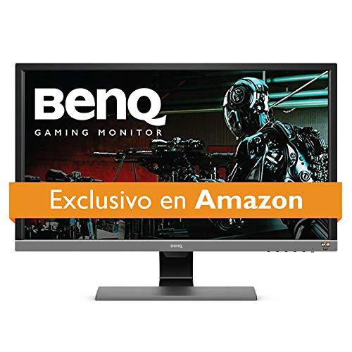 Amazon: MONITOR 4K HDR 1ms BOCINAS INTEGRADAS
