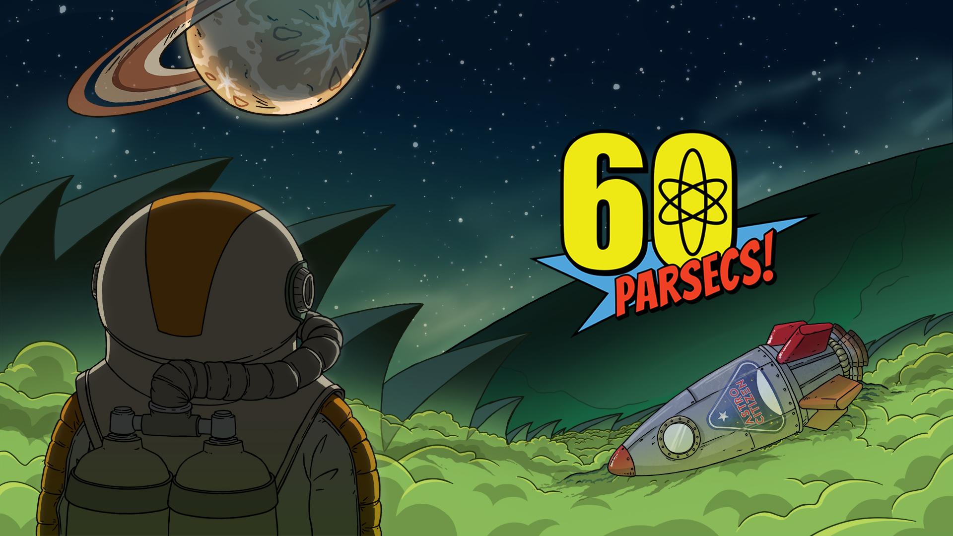 Nintendo eShop: 60 Parsecs!