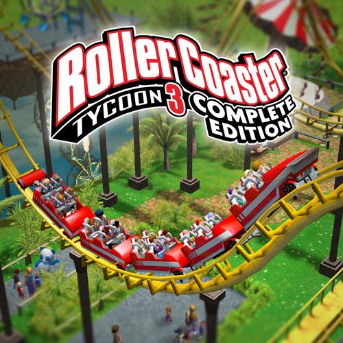 Epic Games: GRATIS RollerCoaster Tycoon 3 Complete Edition (24 de septiembre)