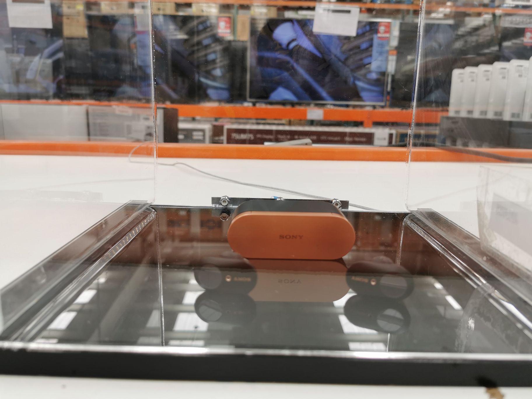 Audífonos Inalámbricos Sony WF-1000XM3BMUC Negros Costco León Torres Landa