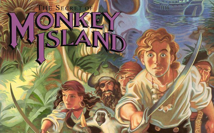 Steam: Colección Monkey Island