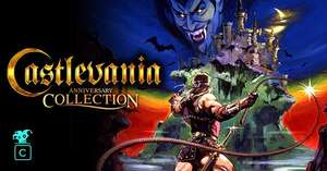 Indie Gala: Castlevania Anniversary Collection para PC