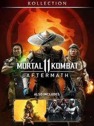 G2A Mortal Kombat 11 | Aftermath Kollection (PC) - Steam Key - GLOBAL