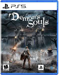 Amazon: Preventa Demon Souls Standard Edition para PS5