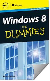 e-Book Windows 8 For Dummies gratis (en inglés)
