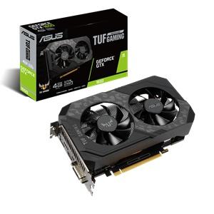 CyberPuerta: Tarjeta de Video ASUS NVIDIA GeForce GTX 1650 TUF Gaming OC