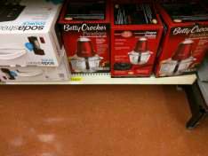 Walmart Plaza Aragon: Picadora Betty Crocker