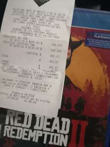 Sam's Club: Red Dead Redemption 2 para PS4