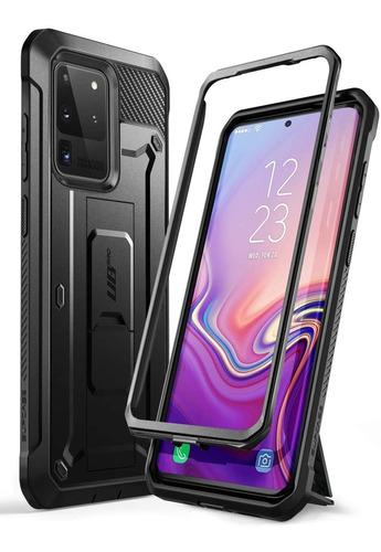 Tienda Oficial Supcase en Mercado Libre: Funda Uso Rudo Supcase Ubpro Samsung Galaxy S20 Ultra 2020 2 en 1