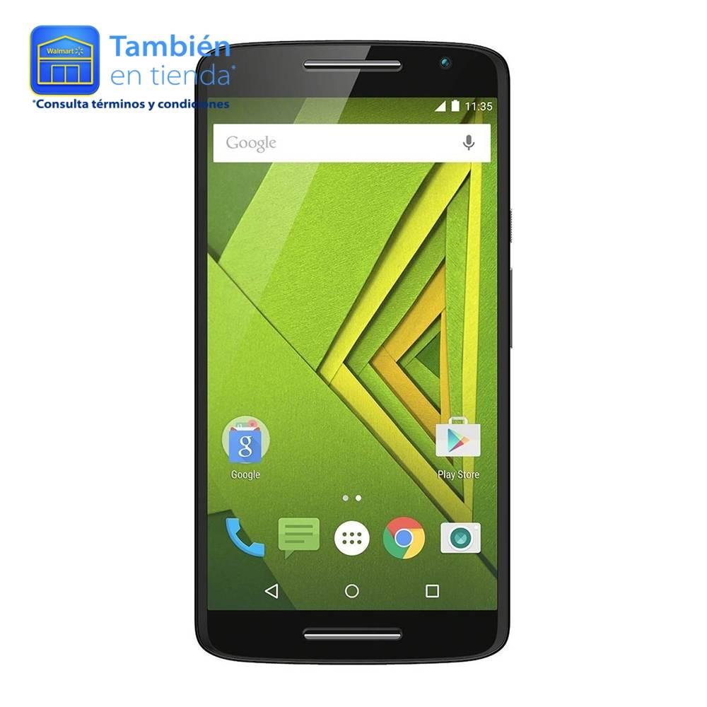 Walmart: Motorola Moto X Play 16Gb Negro 4G LTE Desbloqueado $4,699