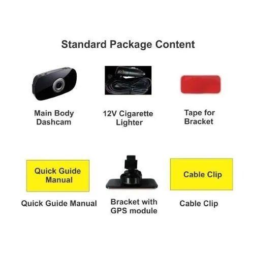 Amazon: Dashcam winycam