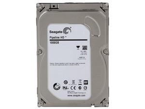 PCEL: Disco Duro Seagate 1TB, 5900 RPM, SATA III (6.0 Gb/s).