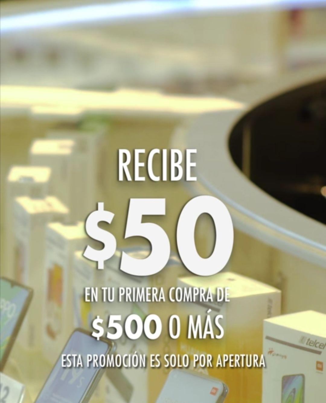 La Comer Altaria (Aguascalientes): Por apertura de tienda estrena tu Monedero Naranja y recibe $50 en tu primer compra de $500 ó más