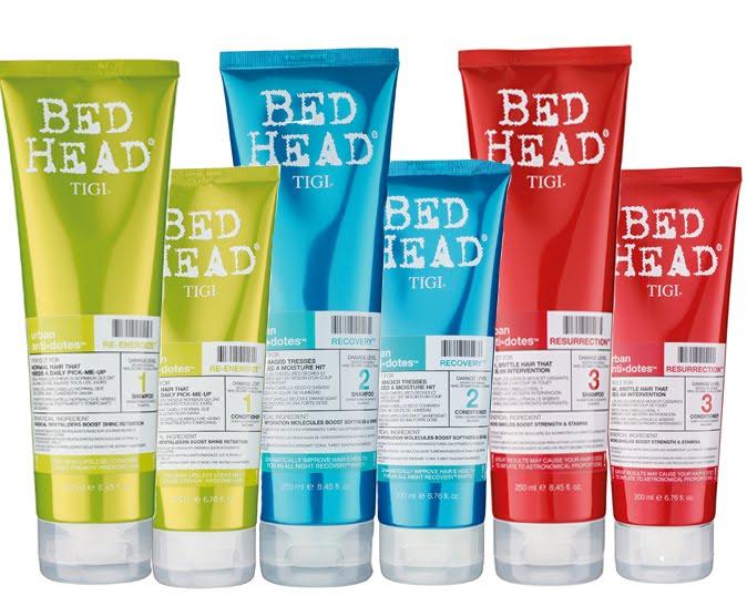 Walmart en linea y Tiendas fisicas Productos TIGI Bed Head 2 x $150 (65% descuento)