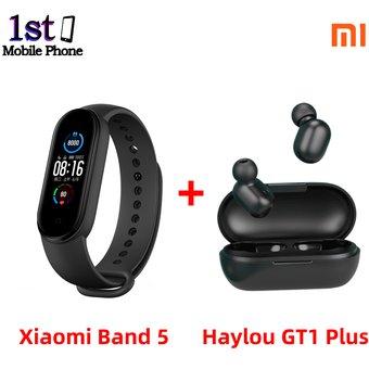 Linio: Haylou GT1 Plus + Xiaomi Mi Band 5 (paypal)