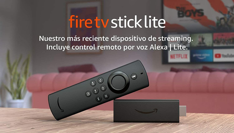 Amazon - Preventa Fire TV lite