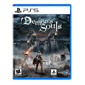Amazon: Demon's Souls para PS5