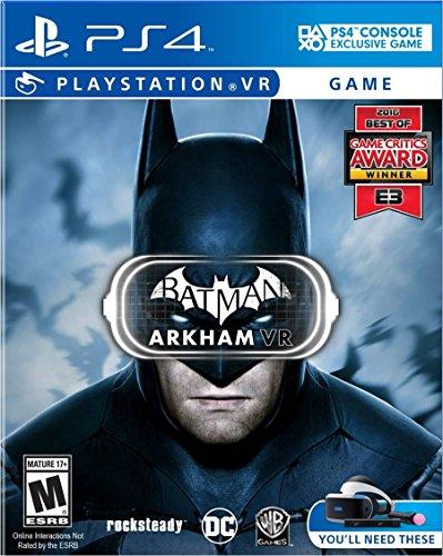 Amazon: Batman Arkham VR para PS4