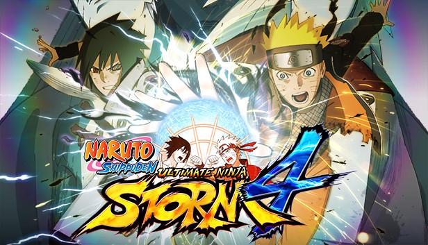 Steam: Naruto shippuden 4