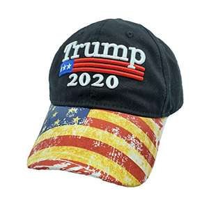 Amazon: Gorra Superious Trump Hat 2020 Bandera de Estados Unidos