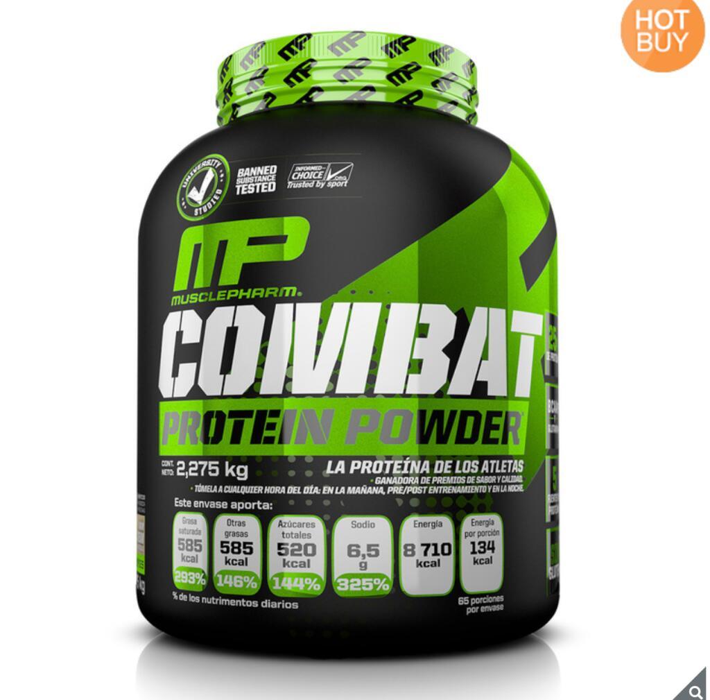 Costco: Proteína Muscle Pharm, 2.2 k