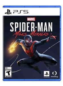 Liverpool: Spider-man Miles Morales PS5