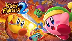 Kirby Fighters 2 Nintendo Switch eshop Brasil