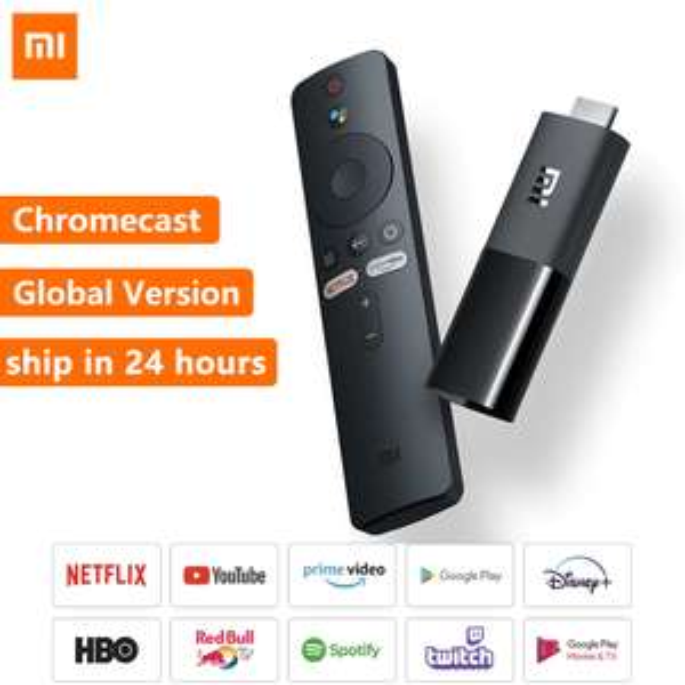 Aliexpress: Xiaomi Mi TV Stick Android TV 9,0