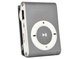 PCEL: Reproductor MP3 OEM, lector microSD. Color Gris.