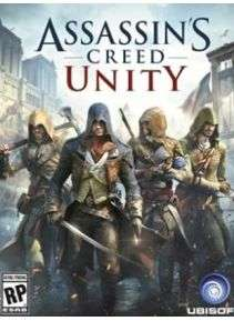 G2A: Assassin's creed Unity para Xbox One a $56