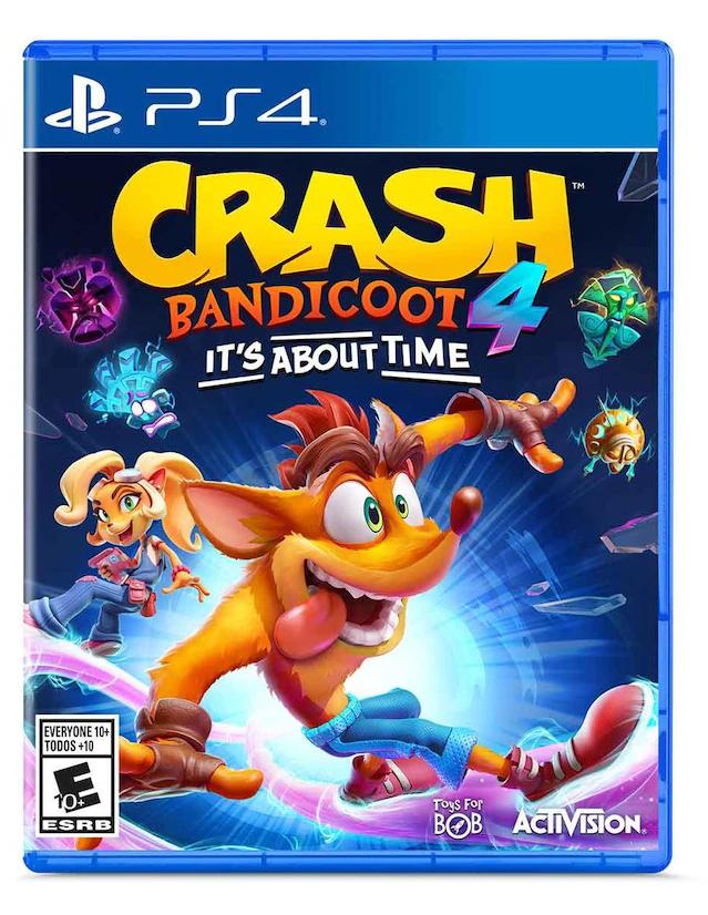 Liverpool: Crash Bandicoot 4 para PS4