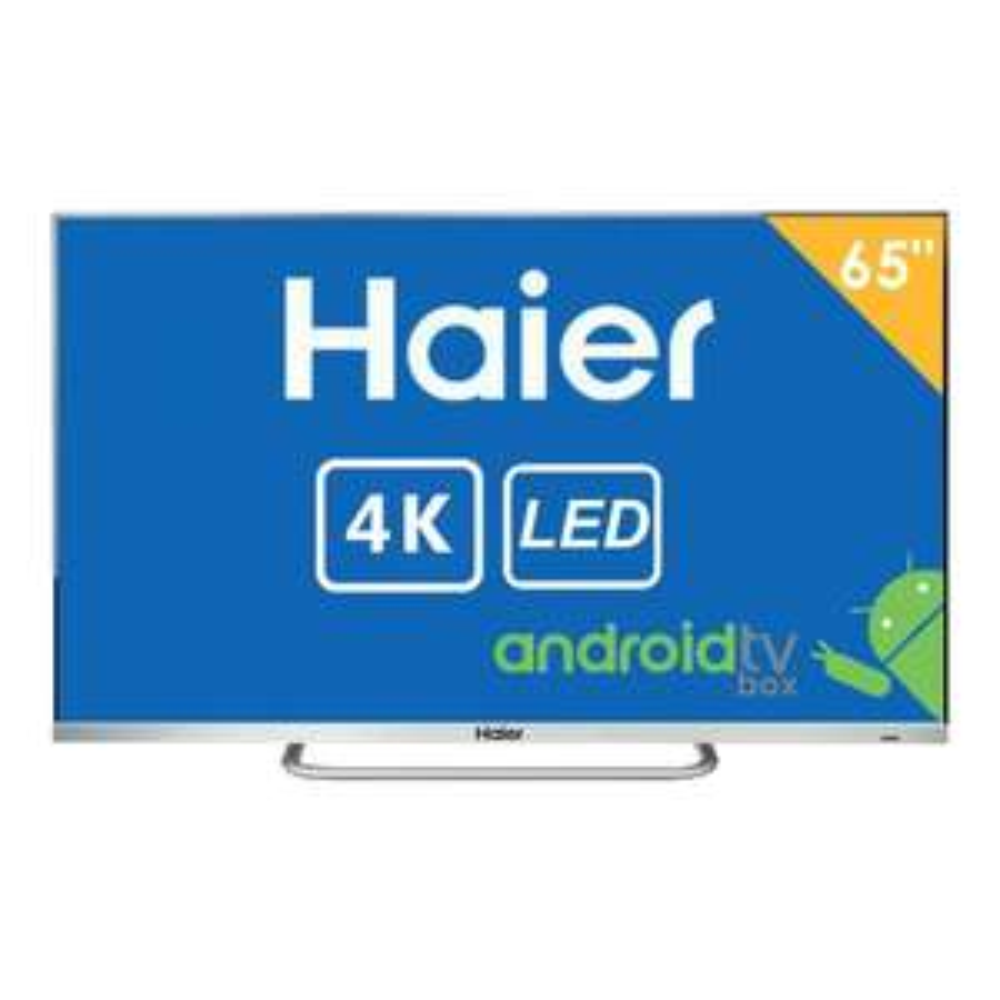 "Walmart en línea. TV Haier 65"" Android tv 4k"