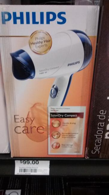 Chedraui: secadora de cabello Philips a $99