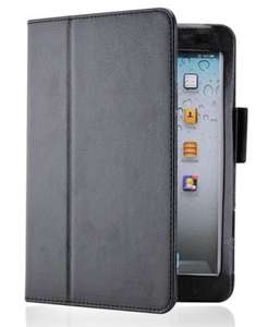 Amazon MX: Funda iPad Mini de cuero negra en $44