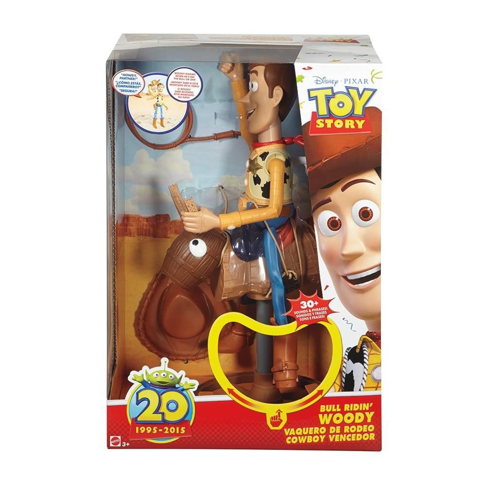 Walmart en línea: Woody Toy Story Vaquero de Rodeo de $949 a $449