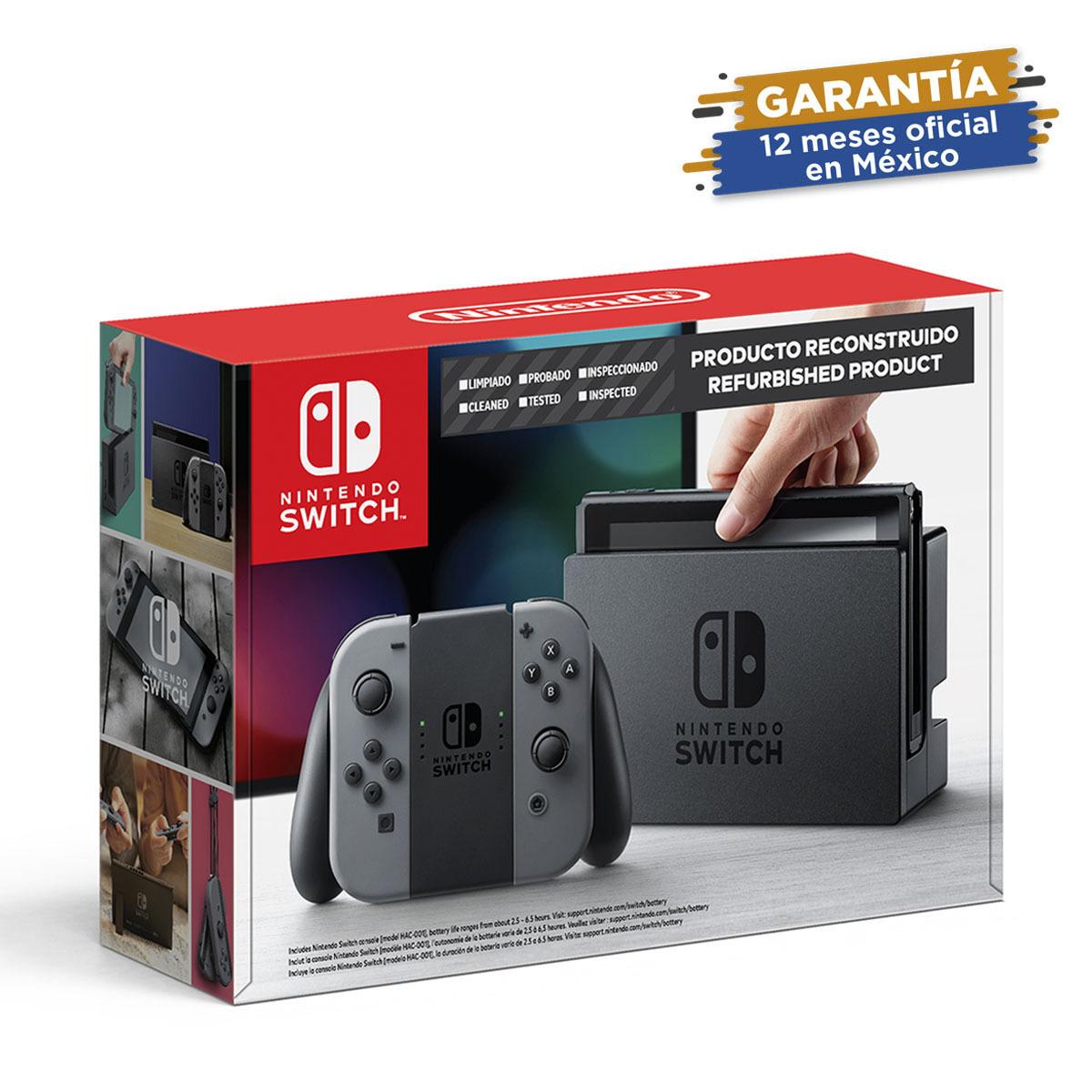 Nintendo Switch Refurbished - Chedraui en Linea