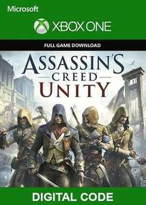 Eneba Assassin's Creed: Unity (Xbox One) Xbox Live Clave GLOBAL