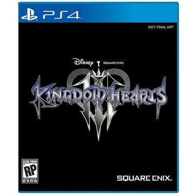 Elektra: Kingdom Hearts 3 PS4