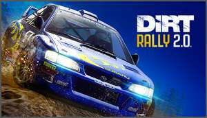 STEAM: DIRT RALLY 2.0