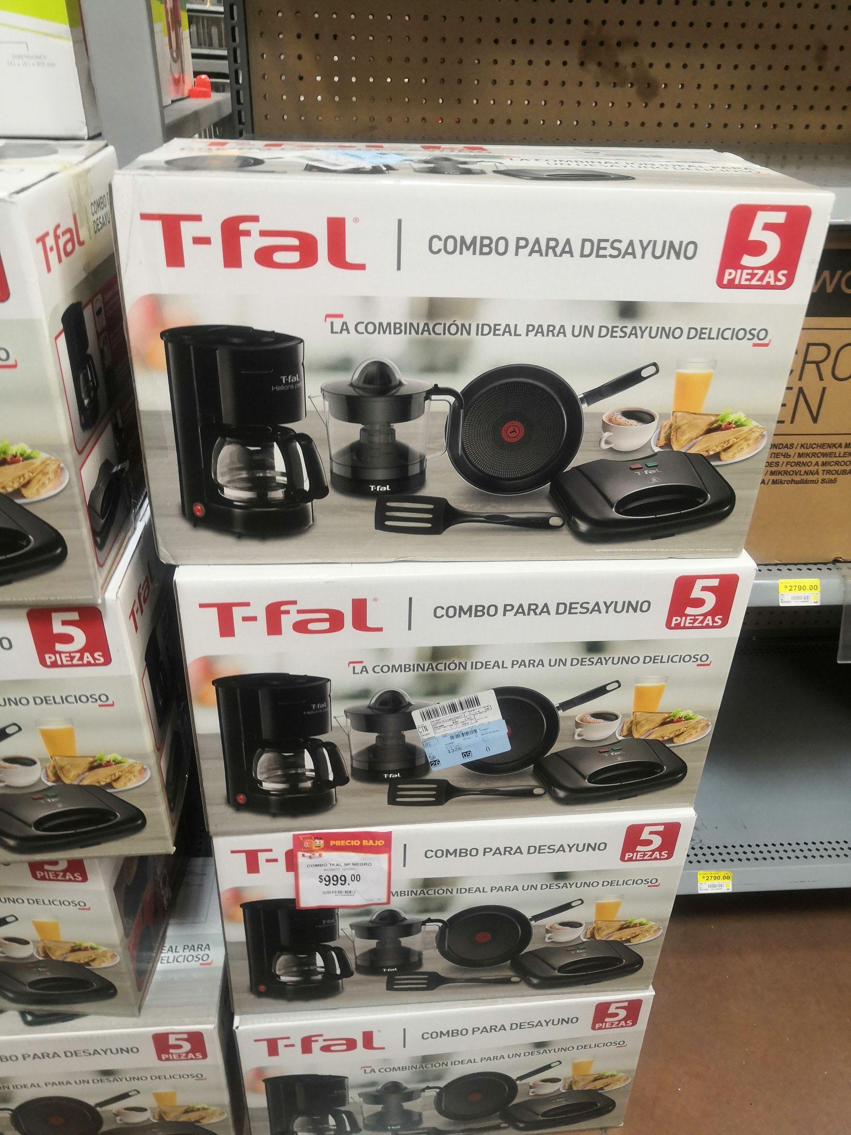 Walmart: Paquete T-fal