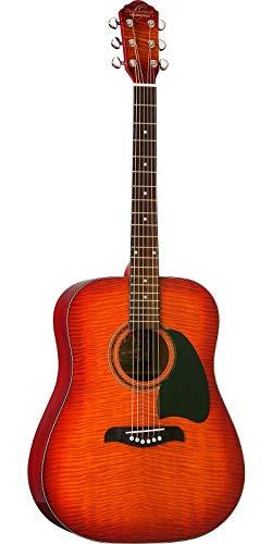 Amazon: Oscar Schmidt ISOSCOG2FYSB Guitarra Acustica Og2, Amarillo Sombreado Amarillo Sombreado