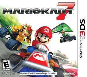 Amazon: Mario Kart 7 $489 y Super Smash Bros $592 (N3DS)