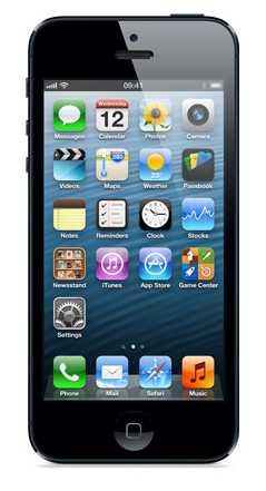 Movistar: preventa iPhone 5 gratis en Plan Selecto de $999