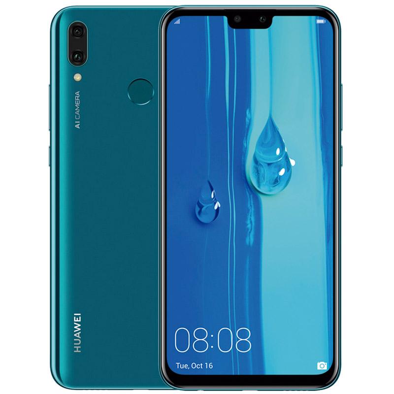 Huawei Y9 2019 en tienda Telmex