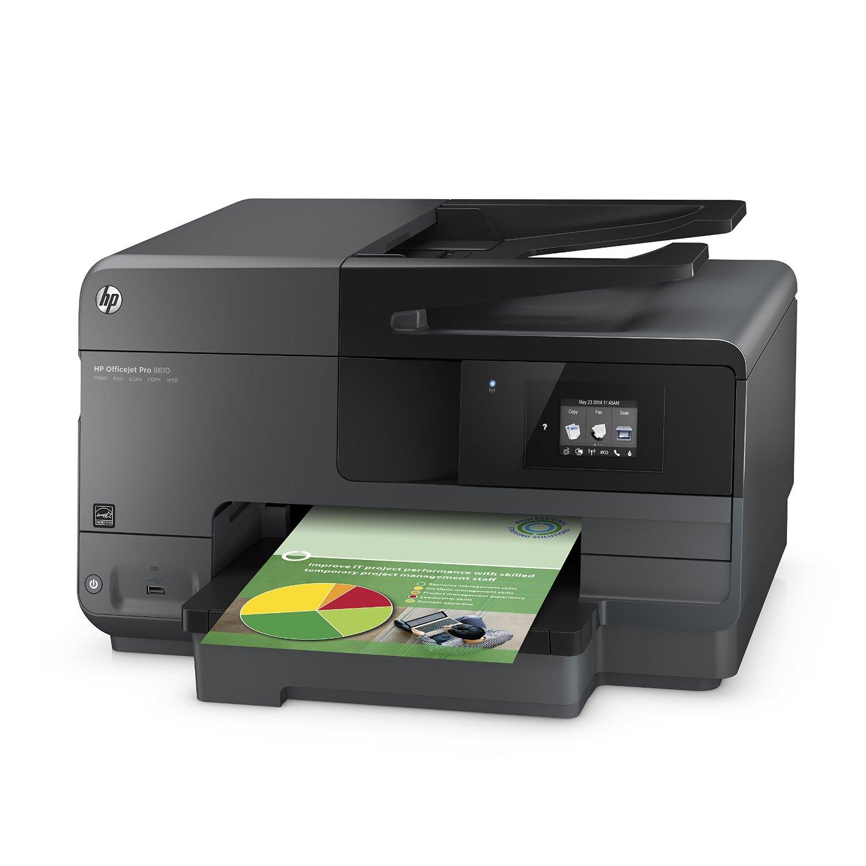 Amazon: impresora multifuncional HP 8610 A7F64A a $1,599 (temporalmente agotado)