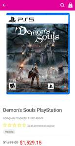Liverpool Demon's Souls PS5