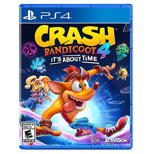 Amazon: Crash Bandicoot 4 PS4/Xbox One
