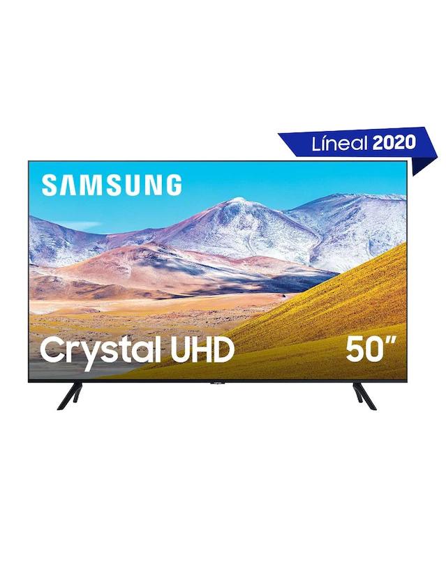 Liverpool: SAMSUNG TV 50 PULGADAS 4K 120HZ